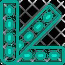 Color Gradient Palette Icon