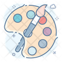 Paint Bold Painting Painting Tool Icon