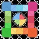Color Palette Pantone Brush Icon