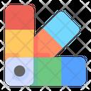 Pallete Color Icon