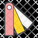 Color Chart Palette Icon