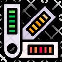 Color Palette Color Development Icon