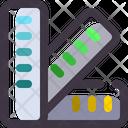 Color Palette Color Palleted Color Icon