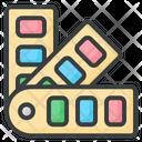 Pantone Paints Edit Tools Icon
