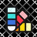 Color Palette Color Shades Color Icon