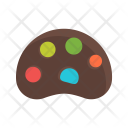 Palette Color Plate Icon