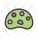 Palette Plate Icon