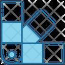 Color Pallate Icon