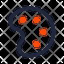 Pallete Canvas Ui Icon Icon