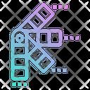 Color Pantone Icon