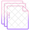 Color Papers Icon