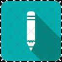 Color Pencil Pencil Writing Icon