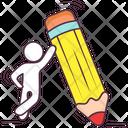 Sketching Pencil Pencil Color Pencil Icon