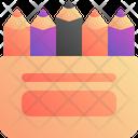 Pencil Color Colour Icon