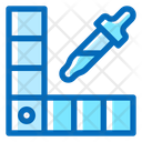 Graphic Design Icon Set With Blue Color Outline Style And Pixel Perfect You Can Use The Icons For Commercial Use If The Link To My Website Icon