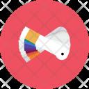 Color Picker Colorful Icon