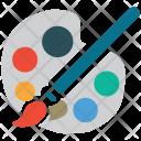 Web Design Logo Icon