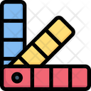 Color Scheme Pantone Icon
