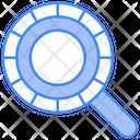 Color Wheel Scan Icon