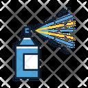 Airbrush Paint Spray Icon