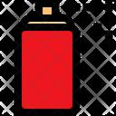Color Spray Spray Spray Can Icon