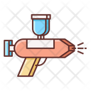 Airbrush Airbrush Gun Paintgun Icon