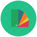 Color swatch Icon