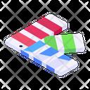 Color Swatch Color Patterns Color Sampler Icon
