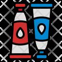 Color Tube Color Picker Dropper Icon
