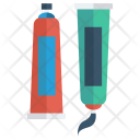 Color Tube Drawing Icon