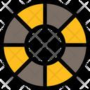 Color Wheel Color Scheme Color Palette Icon