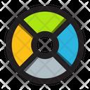 Color Wheels Palette Color Icon