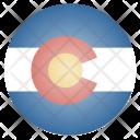 Colorado Us State Icon