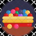Colored Balls Icon
