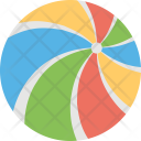 Colorful Ball Icon