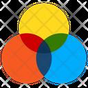 Colors Circle Palette Icon