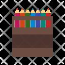 Colors Box Icon