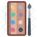 Colour Box Icon