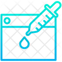 Colour Dropper Icon