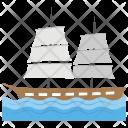 Columbus Day Icon