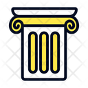 Column Art Pole Icon