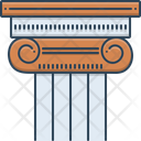 Column Pillar Pole Icon