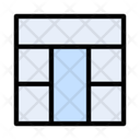 Column Row Interface Icon