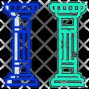 Column Pillar Architecture Icon