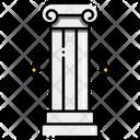 Column Column Historic Column Icon