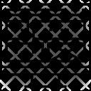 Columns Interface Layout Icon