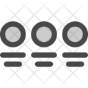 Columns Images Interface Icon