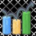 Columns Chart Icon