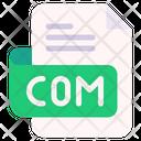 Com Document File Icon