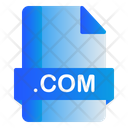 Com Extension File Icon
